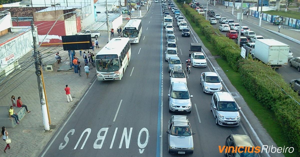 Realidade da Mobilidade Urbana nos municípios gaúchos