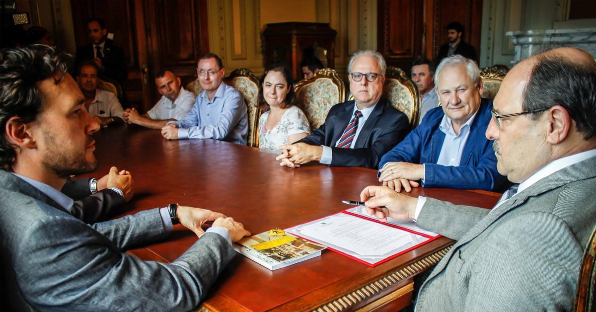 Sancionada a Política Estadual de Mobilidade Urbana Sustentável