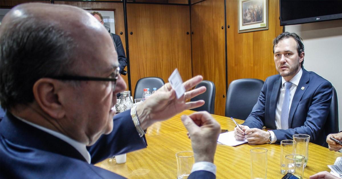Vinicius Ribeiro cobra ações práticas de segurança para Secretário Schirmer