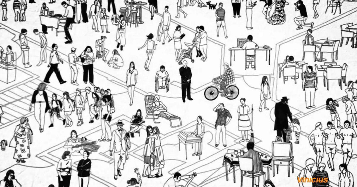 O conceito da cidade ideal para viver