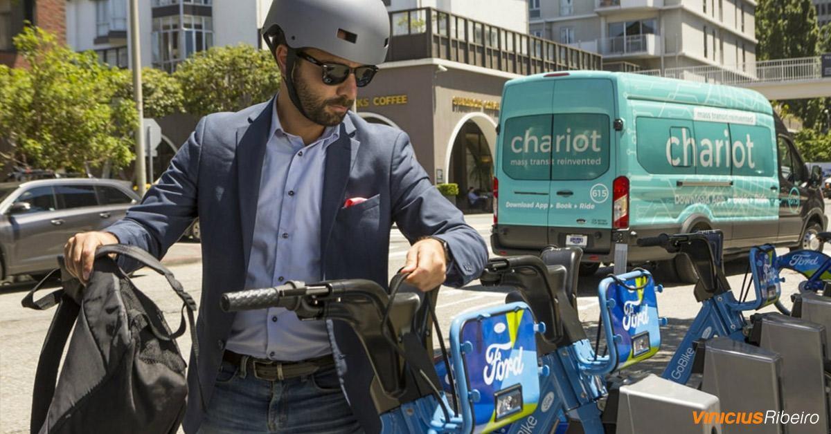 Mobilidade Urbana: Uma cidade sem carros