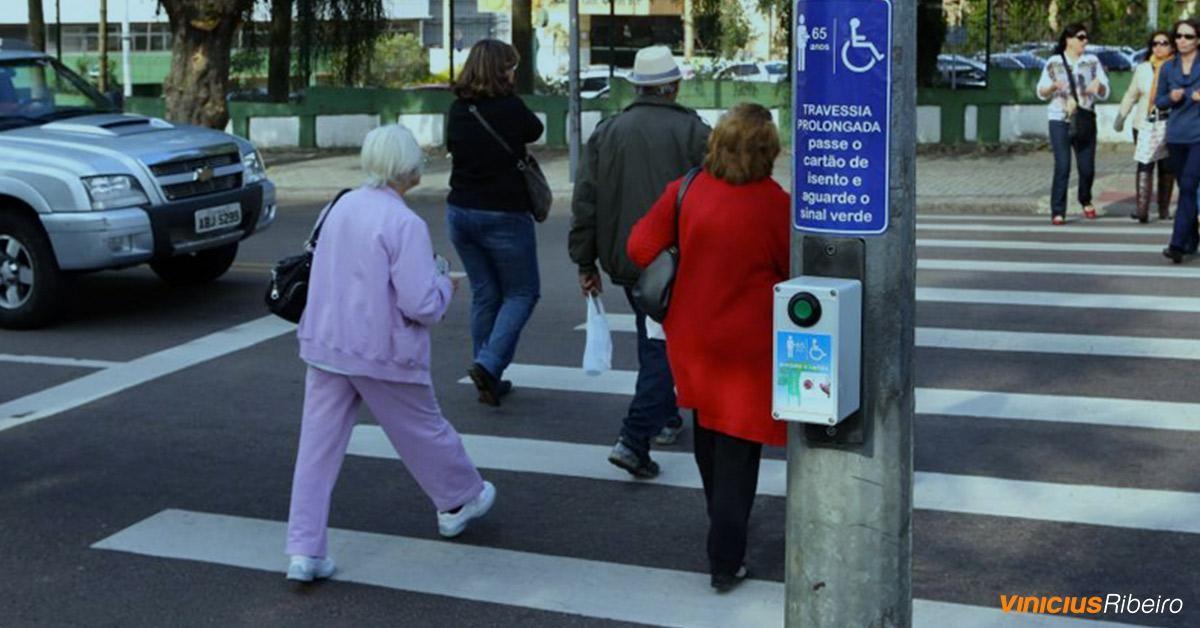O Desafio do Planejamento e Mobilidade Urbana Diante da Terceira Idade