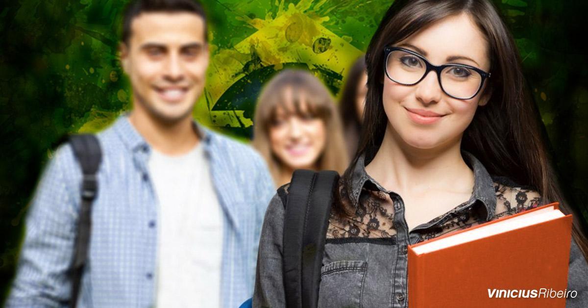A percepção dos jovens acerca da política brasileira