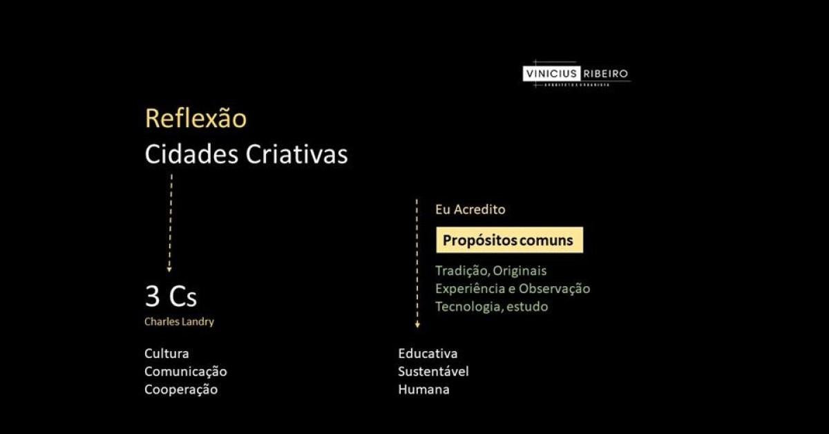 Os profissionais do futuro nas cidades criativas
