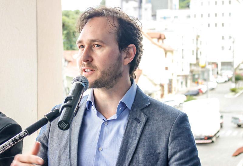 Palestrante Vinicius Ribeiro
