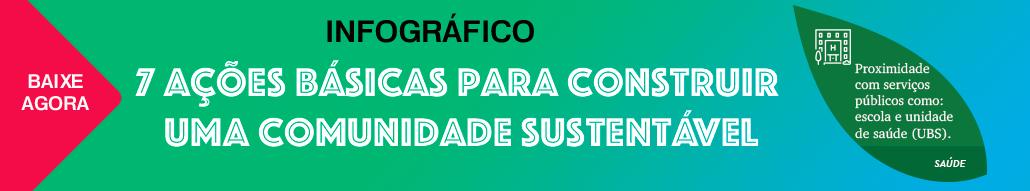Mobilidade Urbana  para uma comunidade sustentável