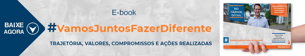 Baixar E-book #VamosJuntosFazerDiferente