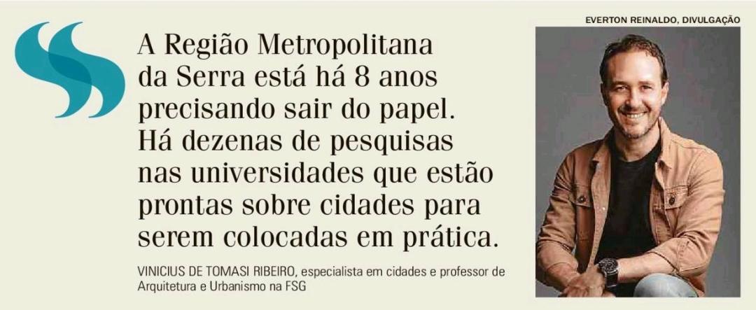 Como aplicar o conceito de Cidades Inteligentes em Caxias e região